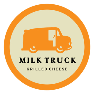 Milk Truck: NYC Grilled Cheese Food Truck